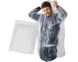 Phthalatefreier, transparenter Not-Poncho